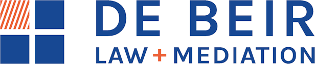DE BEIR LAW+MEDIATION sponsor